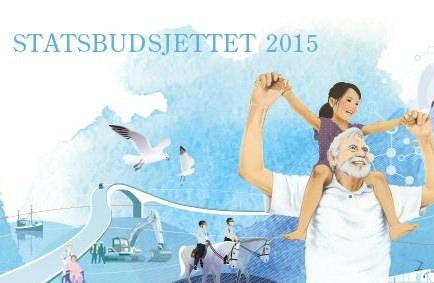 6518-Statsbudsjett 2015
