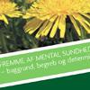 Fremme af mental sundhed