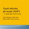 Fysisk aktivitet på recept