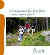 20 argument för friluftslivet