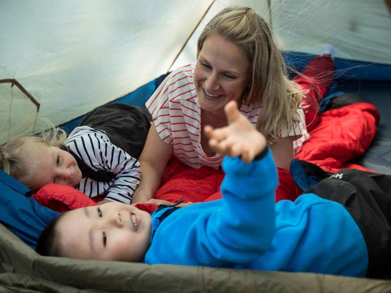 telting