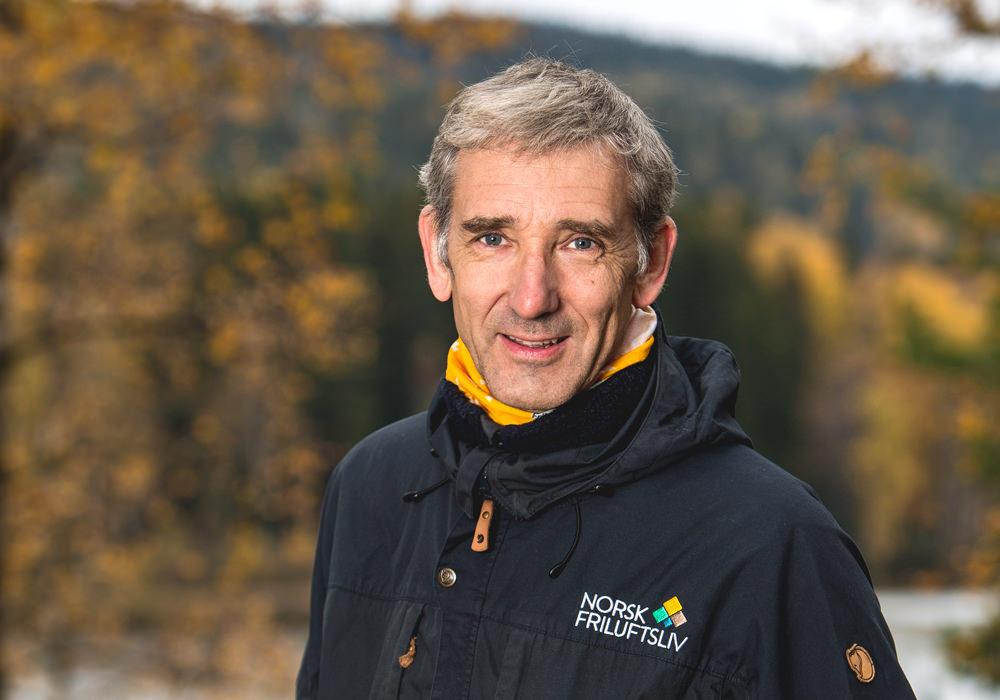 Generalsekretær Lasse Heimdal